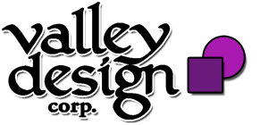 Valley Design logo